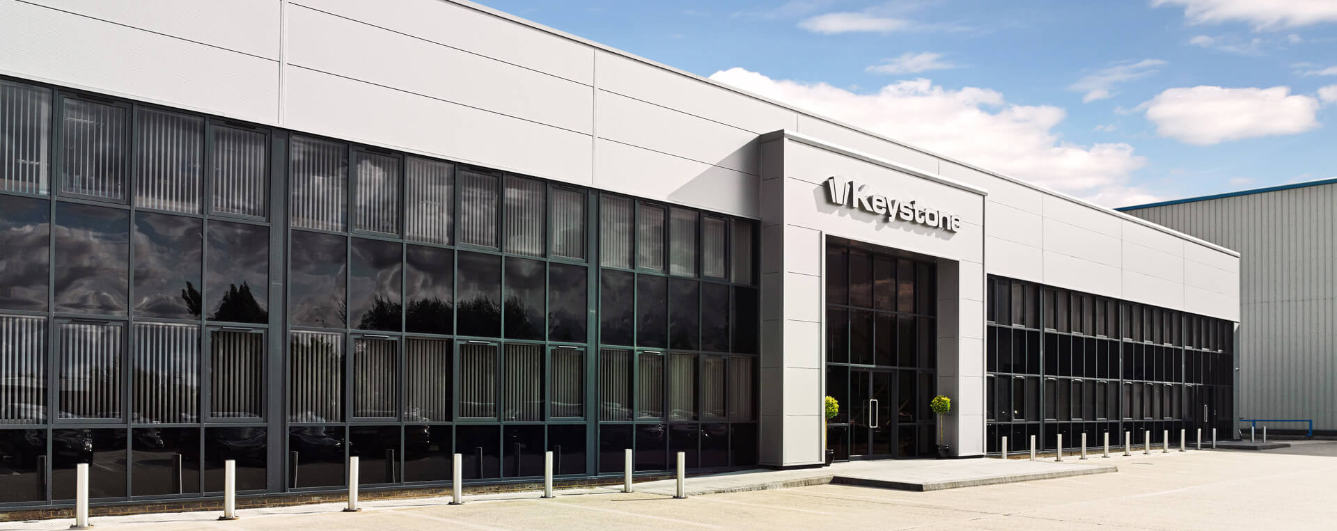 Keystone Group UK HQ Building